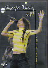 Shania Twain-Up Live In Chicago Music DVD