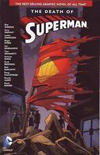 Superman The Death of Superman trade paperback NEW DC