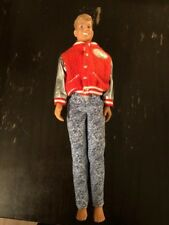 Used Out of Box Retro Ken Doll