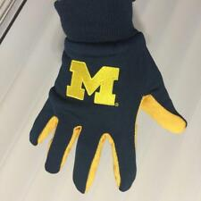 Michigan Wolverines Gloves Collegiate Sport Utility Officially Licensed Mens