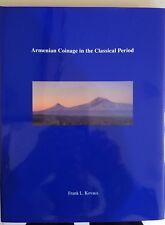 Kovacs book Armenian Coinage in the Classical Period 2016 Ancient Armenia coin