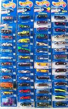 '90 Thru '95 Vintage Hot Wheels Blue Card Lot of 292   Includes Complete List