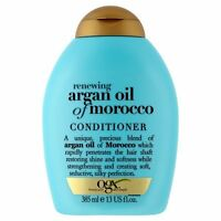 ogx shampoing organix RENOUVELANT huile d'argan marocaine Après-Shampooing 385ML