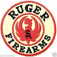 Winchester Fabulous Firearms Armes de Legende Sew on Jacket Patches