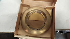 LEW DCF-1 NEW IN BOX BRASS CARPET FLANGE 850 SERIES BOXES SEE PICS #A18
