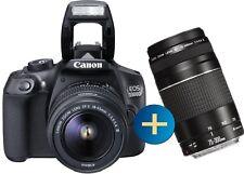 Canon EOS 1300D Kit EF-S 18-55 + EF 75-300 Digitalkamera
