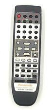 Panasonic Remote Control Universal EUR7702KE0 Audio Video Receiver Black Silver