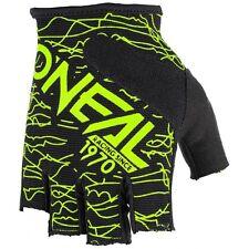 O'Neal, Guanti, Fingerless WIrosso Glove, colore: nero/hi-viz, misura: M/8,5