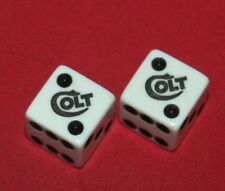 Colt Firearms Factory Dice
