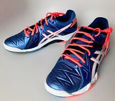 Asics Gel Gel Cyber Sensei Volleyball Shoes B552Y 4701 Women's Size 8