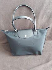 ### Original Longchamp le Pliage Neo Nylon Schwarz NEU ###