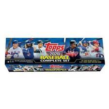 2020 Topps Baseball Cards Retail Factory Set (700 Cards/5 Bonus Rookie Cards)