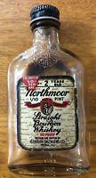 Vintage 1950s Century Distilling Northmoor Whiskey Bottle Peoria IL Empty