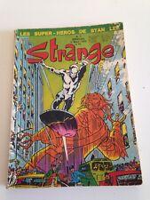 MAI9---- LUG  STRANGE      N° 3  de 1970