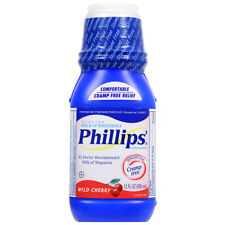 Phillips Milk Of Magnesia Cherry 12 oz