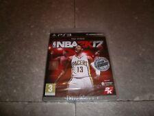 JEU PS3 PAL Version Française: NBA 2K17 édition standard - NEUF sous Blister