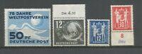 DDR  1949 Postfrisch komplett