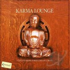 KARMA LOUNGE (3 CD BOX SET, 2005, UK Import Bar De Lune Records)