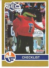 1991 Hoby SEC University of Florida All Time Greats Team Set