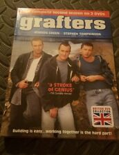 Grafters - The Complete Second Season (DVD, 2007, 2-Disc Set)