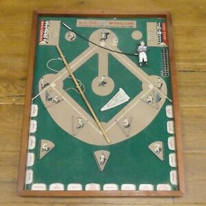 Rare 1930's Babe Ruth Baseball Game In Original Box