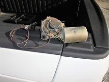 1974 - 1975 Mopar A Body 3 Speed Windshield Wiper Motor 74 Dart Duster 3431905