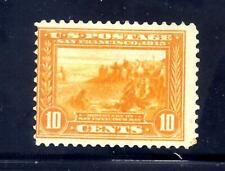 US Stamps - #400 - MH HR - 10 cent Panama-Pacific Expo Issue - CV $110