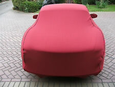 Audi A4 & A6 Luxury Fitted Car Cover Indoor Breathable Soft With Edge Piping