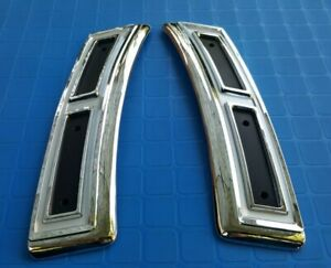 dodge 3700 GT moldura guardabarro rear fender moulding Dodge Barreiros x 2 OEM