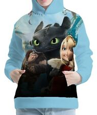 How To Train Your Dragon Damen Kapuzenpullover Hoodie Hoody wb114 aco30457