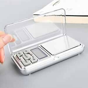 Electronic Digital Pocket Jewelry Scale 500g-0.01g Mini Precision Weighing