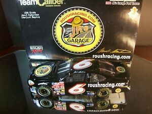 Mark Martin #6 J.R.'s Garage roushracing.com 2001 Ford Taurus 1:24 1 of 3,120