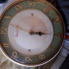 ancienne pendule mecanique VEDETTE