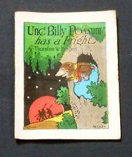 1922 Burgess/Cady mini Unc' Billy Possum Has A Fright