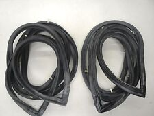 1966 1967 1968 1969 1970 FORD FALCON 4 DOOR WAGON REAR DOOR SEALS NEW