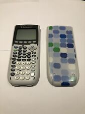 Ti-84 Plus Silver Edition Graphing Calculator 2004 New Backup Battery