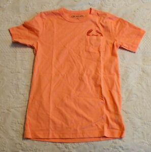 J. Crew Boy's Short Sleeve Critter Graphic T-Shirt SC4 Pale Guava Size 8 NWT