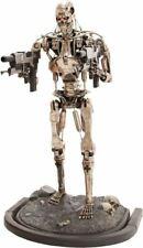 Side Show Terminator T-800 Endoskeleton Life Size Statue