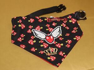 4608_Angeldog_Hundekleidung_Hundehalstuch_Hundehalsband mit Tuch_Hund Halstuch_L