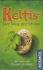 Keltis - Kosmos - (433) - Der Weg der Steine - für 2 bis 4 Spieler - Neu - Ovp -