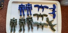 MSIA Mobile Suit In Action OZ-06MS Leo Green Blue Color Gundam Wing Figure Lot