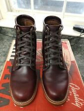 Chippewa 6 Inch General Service Boots Cordovan 10D