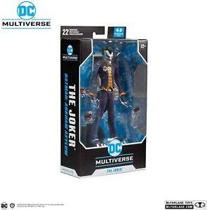 Batman Arkham Asylum Joker DC Gaming 18cm Action Figure McFarlane