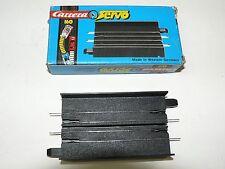 Carrera Servo 160 1/3 einspurige Gerade 68591 mit  Rille NEU + OVP