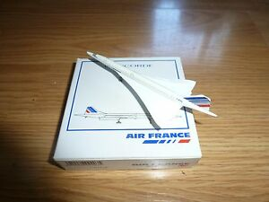 SCHABAK 1:600 AIR FRANCE AIRLINES CONCORDE