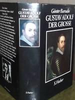 [D]  Günter Barudio: Gustav Adolf - der Große. Eine politische Biographie - HC