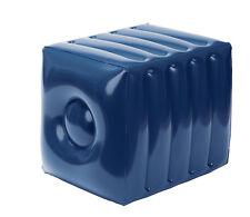 Russka® Bandscheibenwürfel aufblasbar Lagerungswürfel Stufenlagerungswürfel