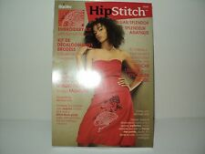 Bucilla Embroidery Kit Hip Stitch Asian Splendor #45105 with Iron-On Transfers
