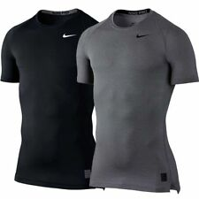 Nike Short Sleeve Activewear for Men with Compression