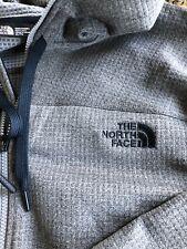 The North Face Men's Jacket DryVent, Fleece Gray, XL
